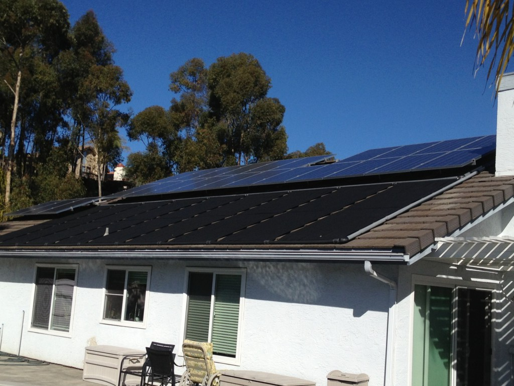 Solar Installation is finished
